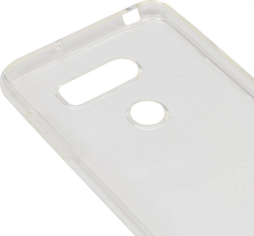 Чехол LG H930 VOIA, для LG V30, прозрачный - фото 3