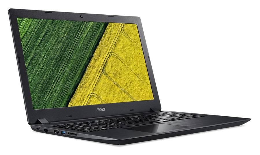 """Ноутбук 15.6"""" Acer Aspire A315-21G-44SU черный (NX.GQ4ER.006) - фото 3"""