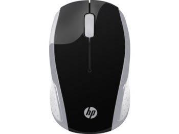 Мышь HP 200 Pk серебристый (2HU84AA)