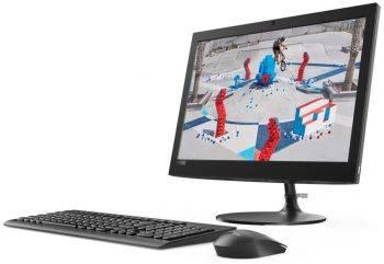 """Моноблок 19.5"""" Lenovo IdeaCentre 330-20AST черный (F0D8001DRK)"""
