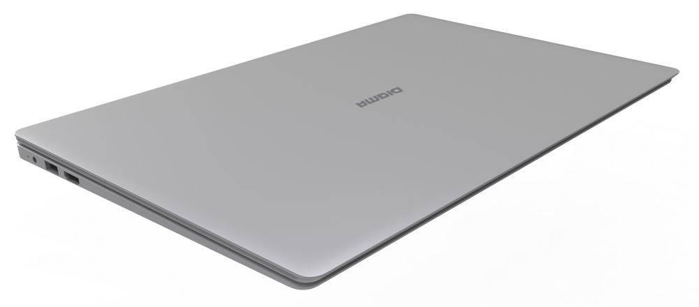 "Ноутбук 15.6"" Digma EVE 605 серебристый - фото 7"