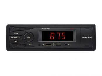 Автомагнитола Soundmax SM-CCR3064F (SM-CCR3064F(ЧЕРНЫЙ)\NEW)
