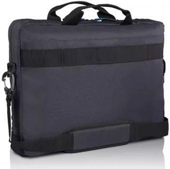 """Портфель для ноутбука 15.6"""" Dell Urban Briefcase черный/серый (460-BCBD)"""
