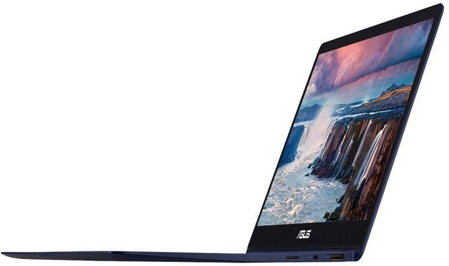 """Ноутбук 13.3"""" Asus Zenbook UX331UN-EG002T (90NB0GY1-M01930) синий - фото 3"""