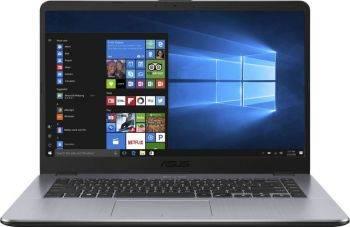 "Ноутбук 15.6"" Asus X505BA-EJ151 темно-серый (90NB0G12-M02540)"