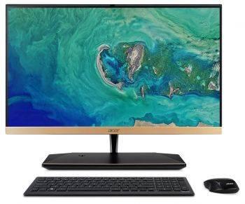 "Моноблок 23.8"" Acer Aspire S24-880 золотистый (DQ.BA9ER.002)"