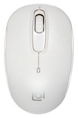Мышь Оклик 505MW белый (sw-gm550)