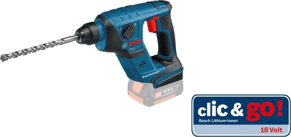 Перфоратор Bosch GBH 18 V-LI Compact (0611905300) - фото 2