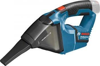 Строительный пылесос Bosch GAS 12V синий (06019E3020)