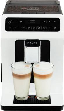 Кофемашина Krups EA890110 белый/черный (8000036179)