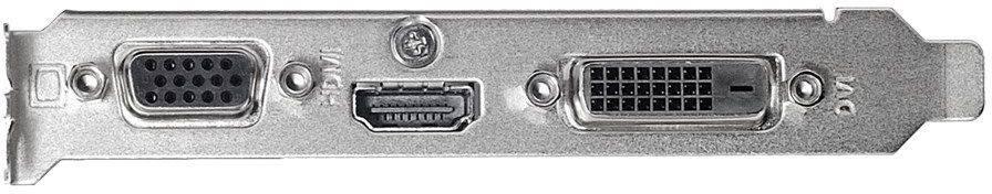 Видеокарта Asus GeForce GT 730 2048 МБ (GT730-SL-2G-BRK-V2) - фото 2