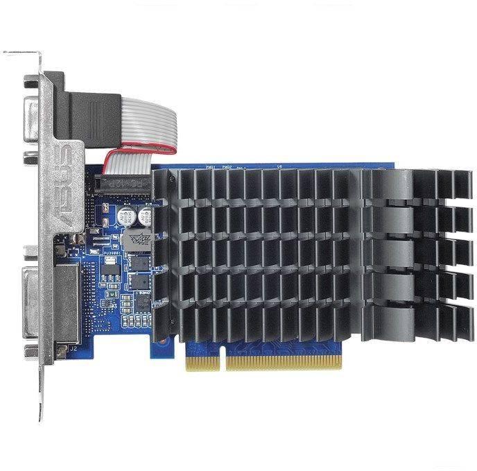 Видеокарта Asus GeForce GT 730 2048 МБ (GT730-SL-2G-BRK-V2) - фото 4