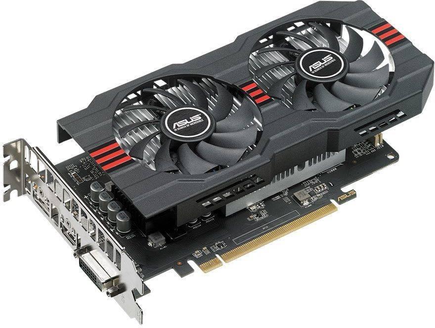 Видеокарта Asus Radeon RX 560 4096 МБ (RX560-O4G-EVO) - фото 4