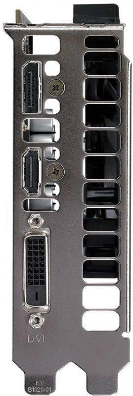 Видеокарта Asus Radeon RX 560 4096 МБ (RX560-O4G-EVO) - фото 5