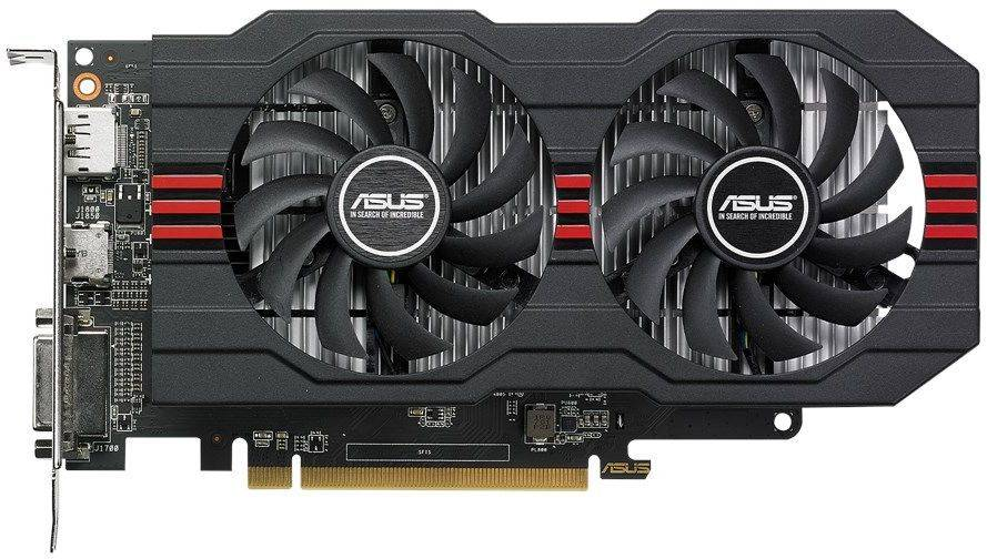 Видеокарта Asus Radeon RX 560 4096 МБ (RX560-O4G) - фото 3