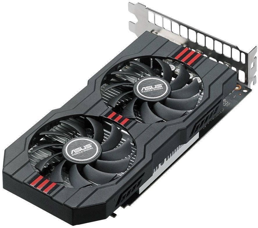 Видеокарта Asus Radeon RX 560 4096 МБ (RX560-O4G) - фото 5