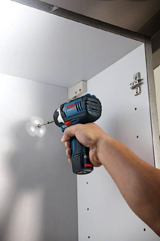 Ударный гайковерт Bosch GDR 10,8-LI (06019A6901) - фото 3