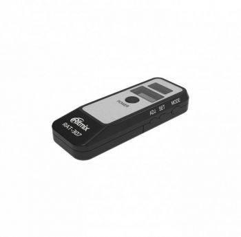 Алкотестер Ritmix RAT-307 Black полупроводниковый черный