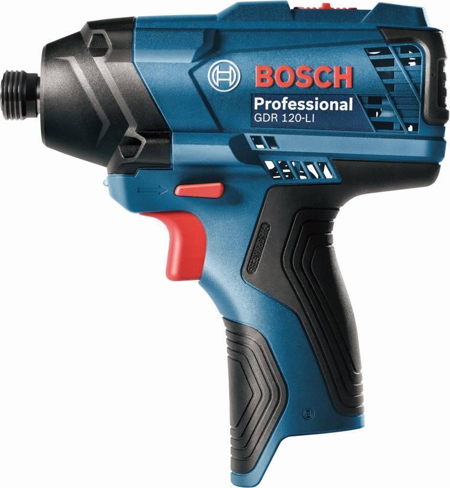 Ударный гайковерт Bosch GDR 120-LI (06019F0000) - фото 1