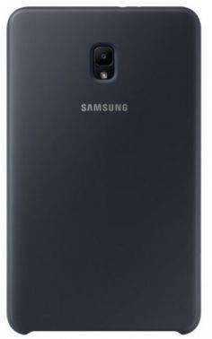 Чехол-бампер Samsung Silicone Cover, для Samsung Galaxy Tab A 8.0, черный (EF-PT380TBEGRU)