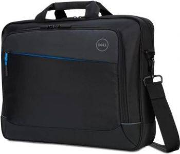 """Сумка для ноутбука 14.1"""" Dell Professional Briefcase черный/серый (460-BCBF)"""