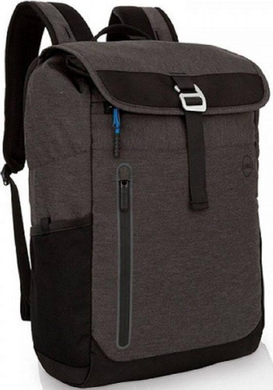 "Рюкзак для ноутбука 15.6"" Dell Venture Backpack серый/черный (460-BBZP) - фото 1"