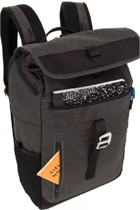 "Рюкзак для ноутбука 15.6"" Dell Venture Backpack серый/черный (460-BBZP) - фото 2"