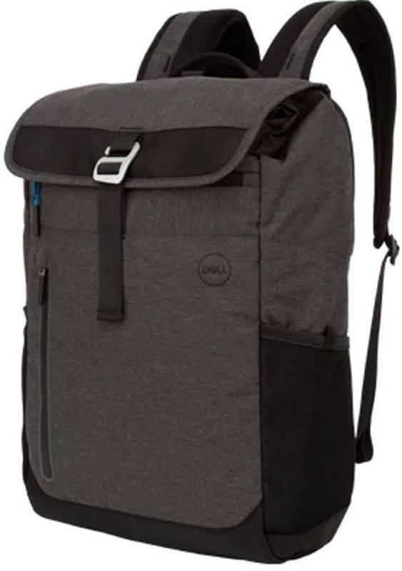 "Рюкзак для ноутбука 15.6"" Dell Venture Backpack серый/черный (460-BBZP) - фото 3"