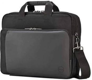 """Портфель для ноутбука 15.6"""" Dell Professional Briefcase черный/серый (460-BBOB)"""