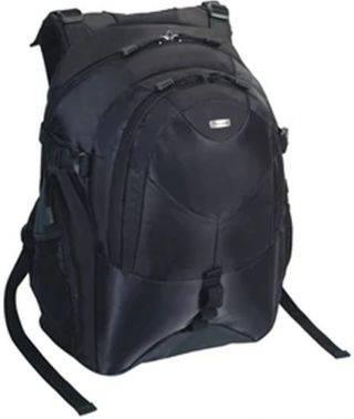 """Рюкзак для ноутбука 16"""" Dell Targus Campus черный/черный (460-BBJP)"""