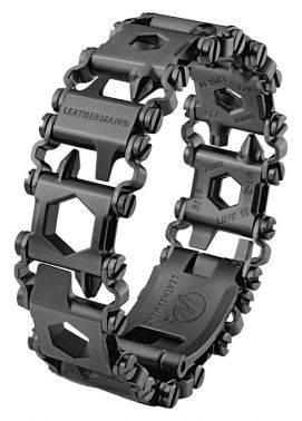 Браслет многофункциональный Leatherman TREAD LT (832432) черный