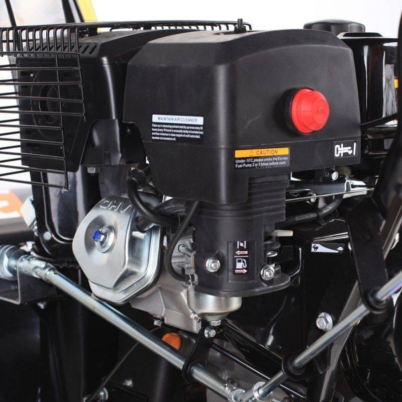 Снегоуборщик бензиновый Patriot PRO 1100 ЕD - фото 5