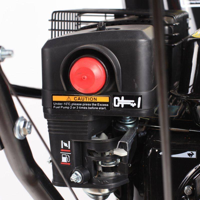 Снегоуборщик бензиновый Patriot PRO 650 - фото 6