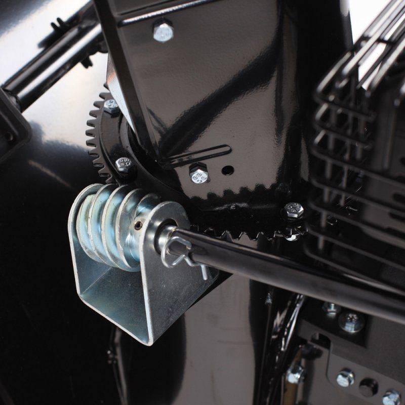 Снегоуборщик бензиновый Patriot PRO 650 - фото 8