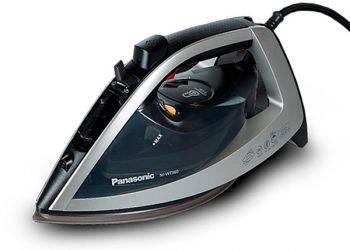 Утюг Panasonic NI-WT980LTW серебристый/черный