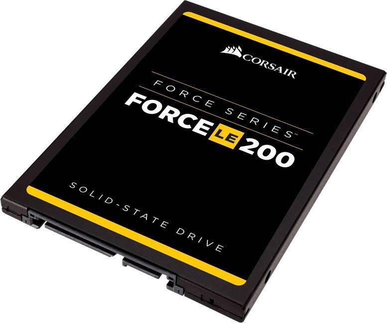Накопитель SSD 120Gb Corsair Force LE200B CSSD-F120GBLE200C SATA III - фото 2