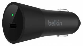 Автомобильное зар./устр. Belkin F7U013dsBLK