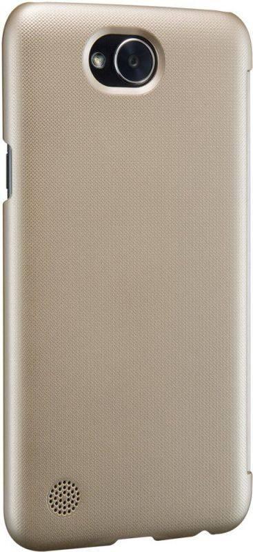 Чехол LG M320 VOIA, для LG X Power 2, золотистый - фото 2