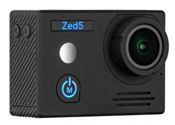 Экшн-камера AC Robin ZED5 черный