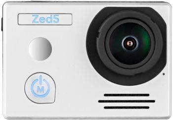 Экшн-камера AC Robin ZED5 серебристый