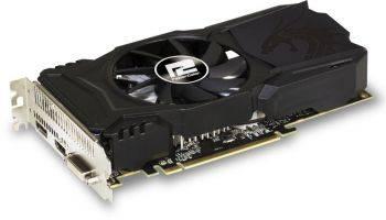 Видеокарта PowerColor Radeon RX 560 4096 МБ (AXRX 560 4GBD5-DHA)
