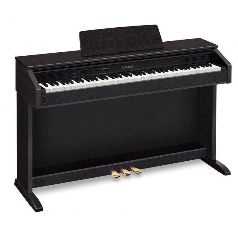 Цифровое фортепиано Casio CELVIANO AP-270BK черный - фото 1