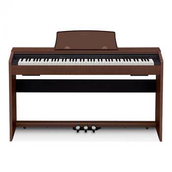 Цифровое фортепиано Casio PRIVIA PX-770BN коричневый