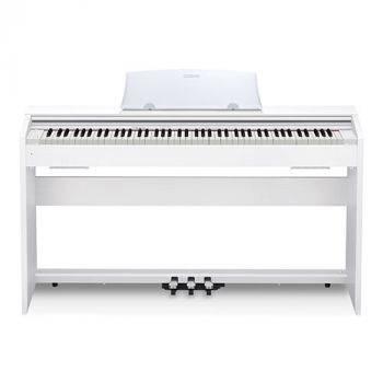 Цифровое фортепиано Casio PRIVIA PX-770WE белый