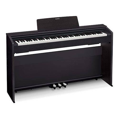 Цифровое фортепиано Casio PRIVIA PX-870BK черный - фото 1
