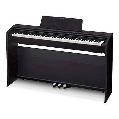 Цифровое фортепиано Casio PRIVIA PX-870BK черный - фото 2