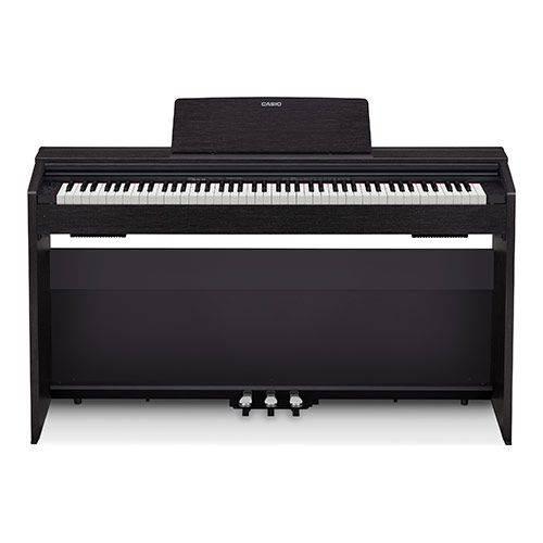 Цифровое фортепиано Casio PRIVIA PX-870BK черный - фото 3