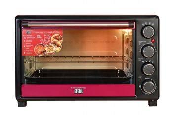 Мини-печь GFGril GFO-30 Grill Plus красный (GFO-30)
