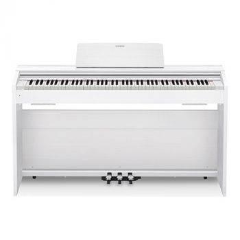 Цифровое фортепиано Casio PRIVIA PX-870WE белый