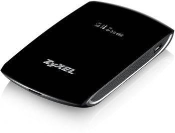 Модем 3G/4G Zyxel WAH7706 USB черный (WAH7706-EU01V2F)